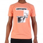 T SHIRT BOS M T244-1 S/S ANYHOW DONT CARE