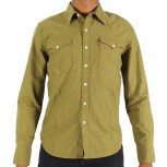 SHIRT LEV M 65816-0225 BARSTOW WESTERN L/S