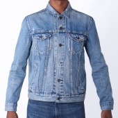 JACKET LEV M 72334 THE TRUCKER JACKET