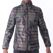 JACKET JEP M SJ60014 QUILTED PUFFER JACKET L/SLEEV