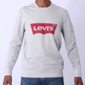 JERSEY LEV M 17895 GRAPHIC CREW B HM FLEECE