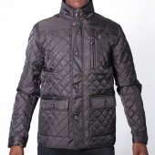JACKET POL M CLASSIC QUILTED NYLON L/S JKT