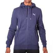 JERSEY PUM M 593763 ESS FZ HOODY FL  ZIP THROUGH
