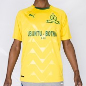 T SHIRT MAMELODI SUNDOWS FC HOME REPL