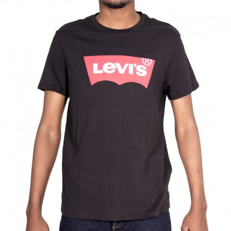 T SHIRT LEV M 17783 GRAPHIC H215 SET-IN-NECK