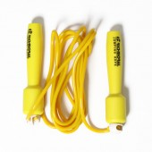 SKIPPING ROPE PVC ROPE WITH PLASTIC HANDLE JR11CC