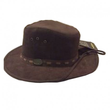 HAT ROG 104C CHOC - JB Sports