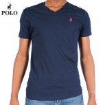 T SHIRT POL M 00153 V NECK