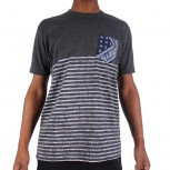T SHIRT BOS M T253-2 S/S FLRL PKT