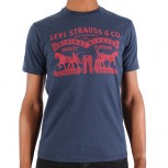 T SHIRT LEV M 17783-0104 GRPHIC SET-IN 2 HORSE