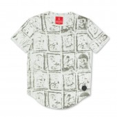 T SHIRT CUT M CRATE PRINTED