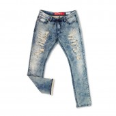 JEANS CUT CTICKET DENIM