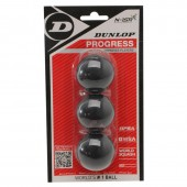 Squash Ball Dunlop Progress Red Dot