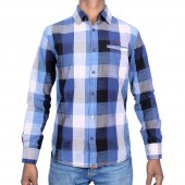 SHIRT SOV M BARRERA L/SLV CHECK