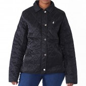 JACKET POL L ZOE LS QUILTED JKT