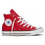 All Star High Top - Red