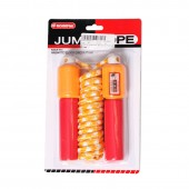 SKIPPING ROPE NYLON ROPE WITH COUNTER JR04P8D