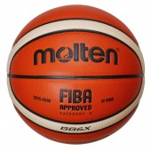Basketball Ball Molten Leather Competition GG6x