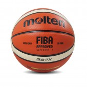Basketball Ball Molten Leather Competition GG7X